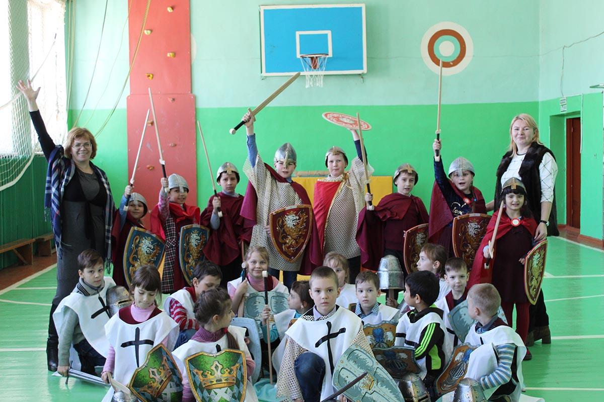 Комплексные воспитательно-образовательные занятия для детей «Александр Невский и князья русские»