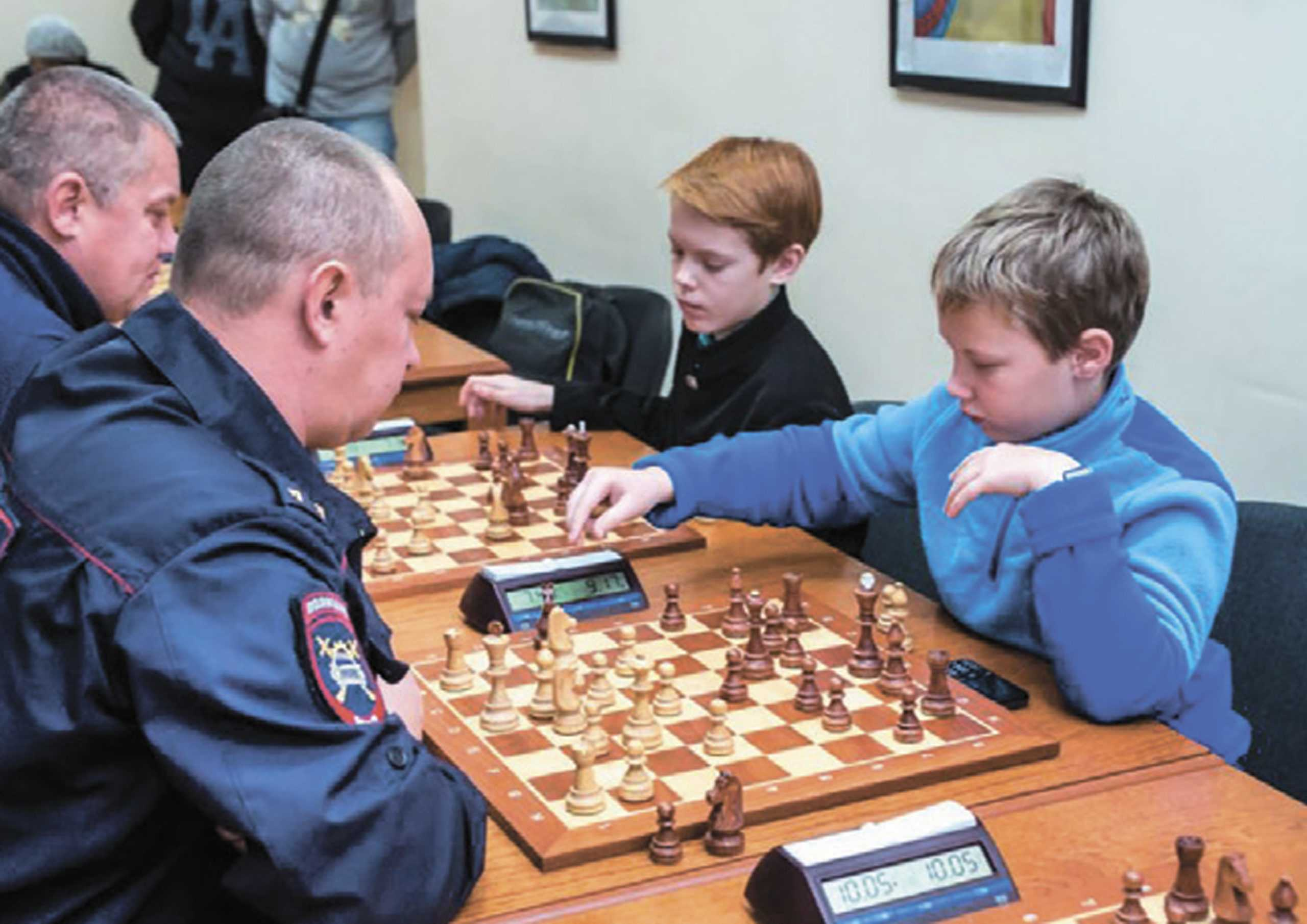 Турнир по быстрым шахматам им. св. Александра Невского